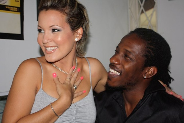 Tami Chynn And Wayne Marshall Expecting First Child Together