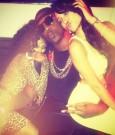 Teyana Taylor and Karrueche pic