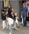 Jolie Pitt kids photo