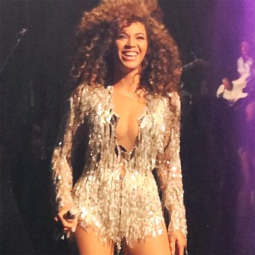 beyonce perform live vegas 2013