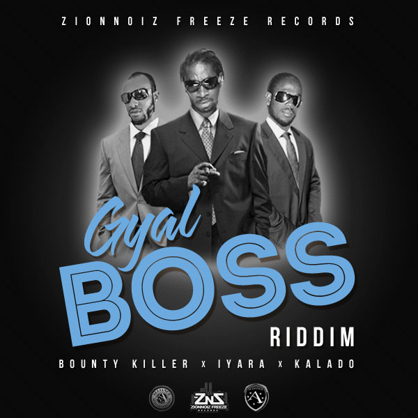 gyal boss cover art