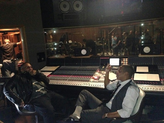 jay-z and timbaland 2013