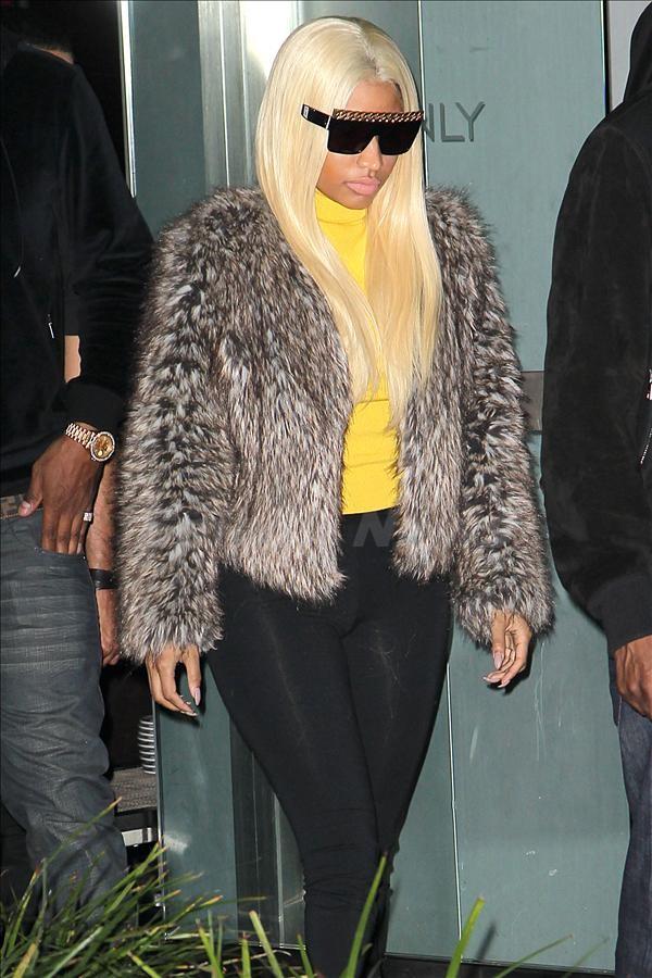 Nicki Minaj reunites with her ex boyfriend Safaree