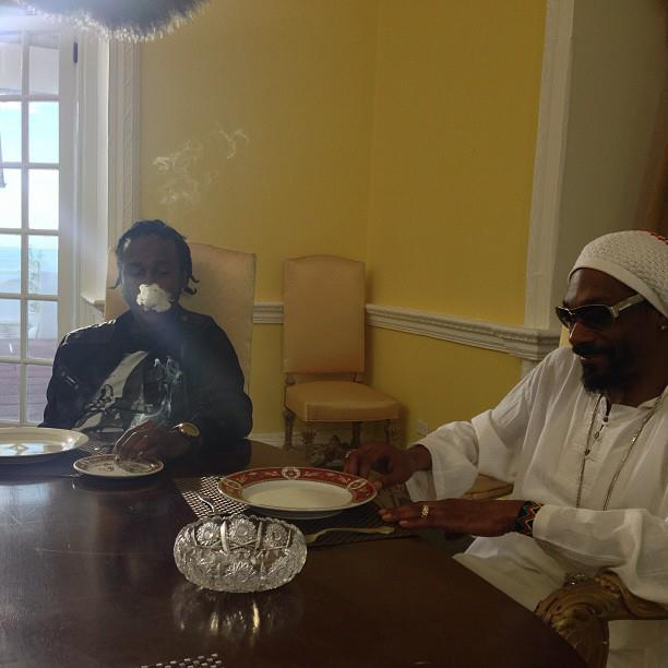 popcaan snoop lion jamaica