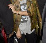rihanna camo jacket 2013