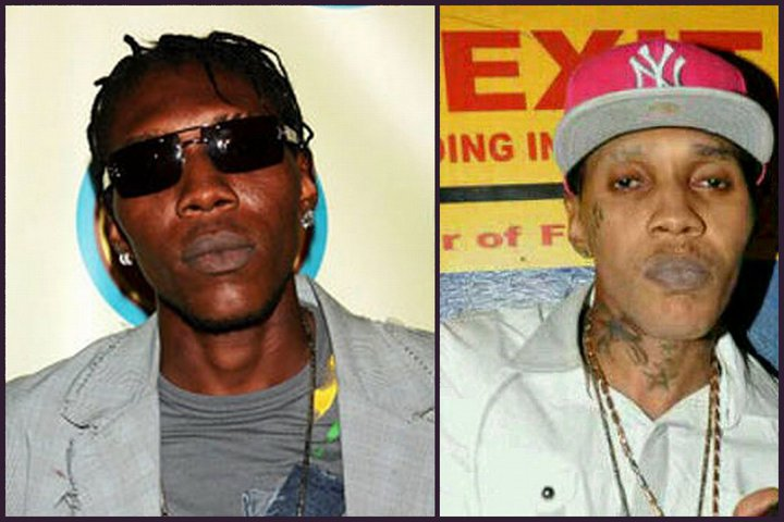 vybz kartel before after bleaching