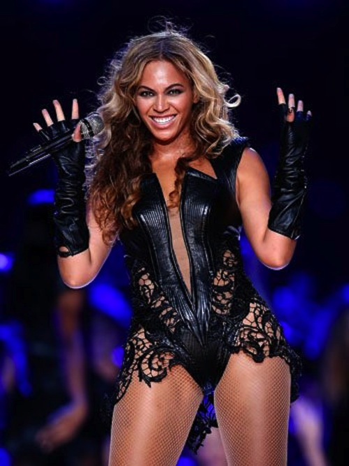 Beyonce Super Bowl pic