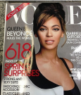 Beyonce Vogue Magazine Cover 2013