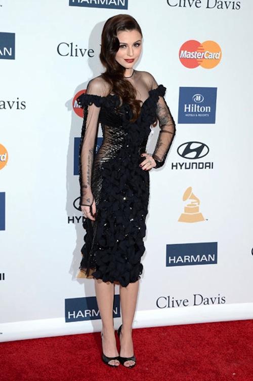 CHER LLOYD Grammy Gala