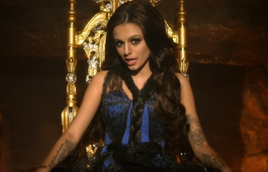 Cher Lloyd With Ur Love Video