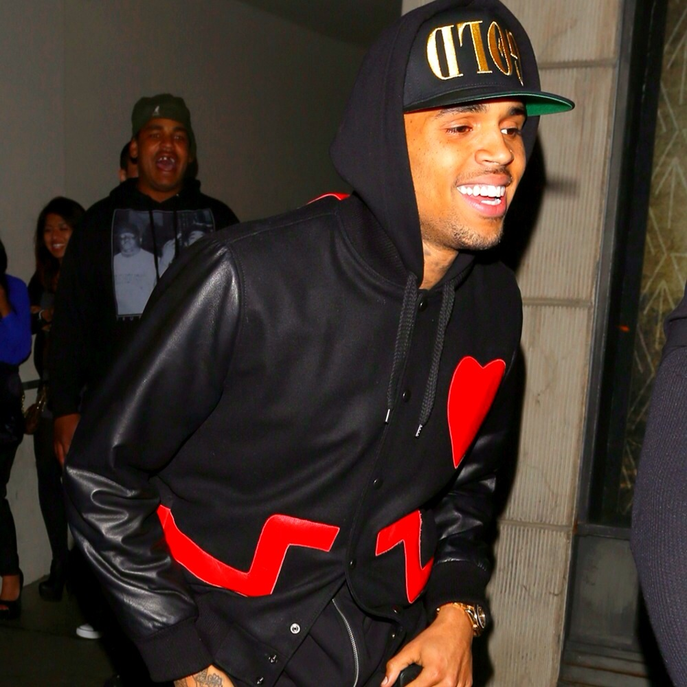 Chris Brown 02162013