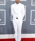 Chris Brown Grammy Photo