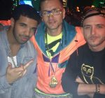 Drake Grammy After Party