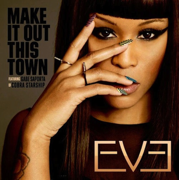 Eve make it out this town art