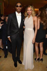 Future and Ciara Grammy Gala