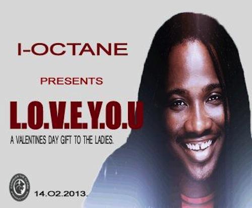 I-Octane LOVEYOU Album