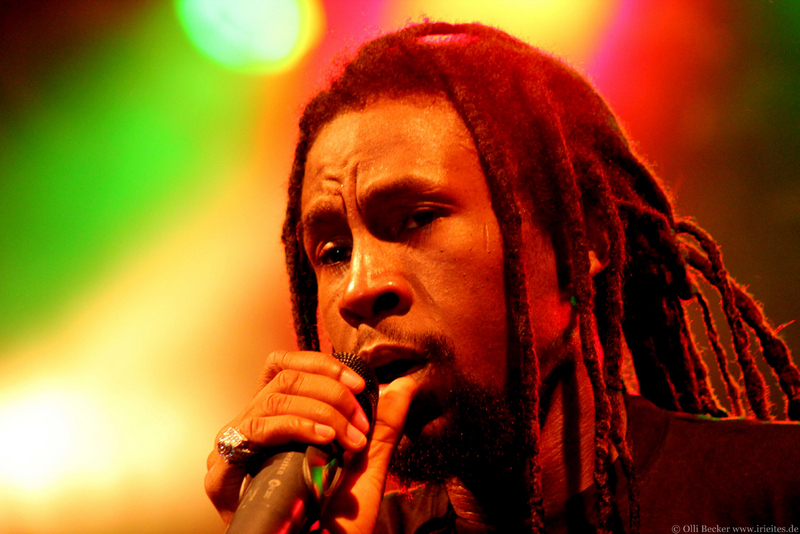 Jah Cure To Drop New Album In 2014