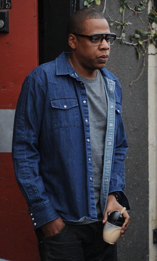 Jay-Z glasses