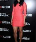 Jordin Sparks roc nation grammy party