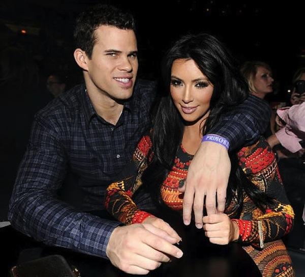 Kris Humphries and Kim Kardashian divorce