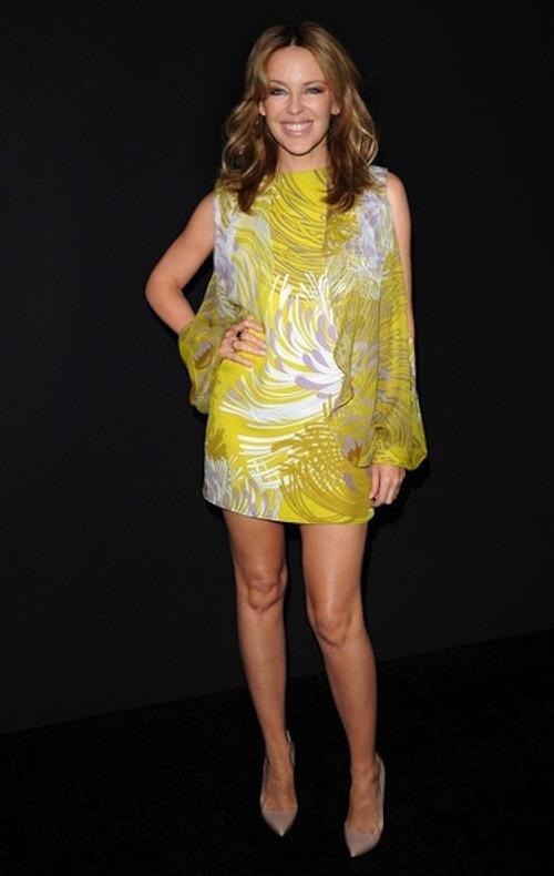 Kylie Minogue roc nation grammy party