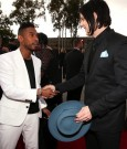 MIGUEL AND JACK WHITE grammy 2013