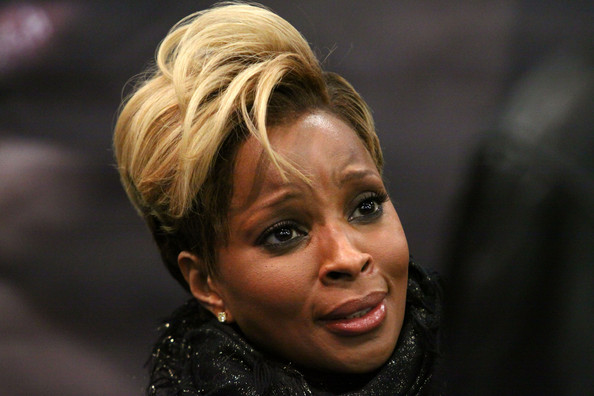 Mary J Blige Broke
