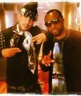 Montana and Rico Love 2013