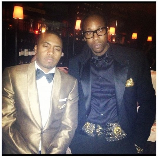 Nas 2 Chainz Grammy After Party