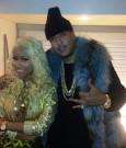 Nicki Minaj and French Montan 2013