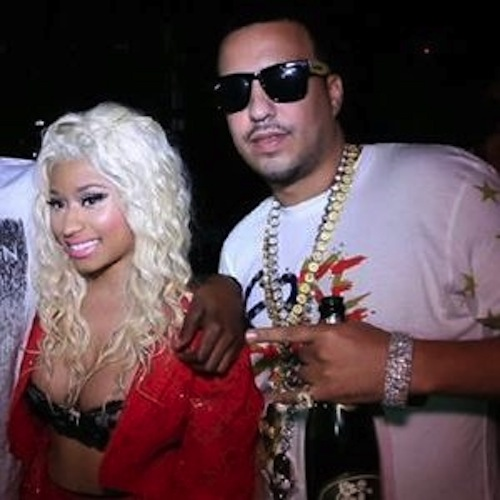 Nicki Minaj and French Montana
