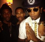 Pusha T Big Sean Trinidad James Grammy After Party
