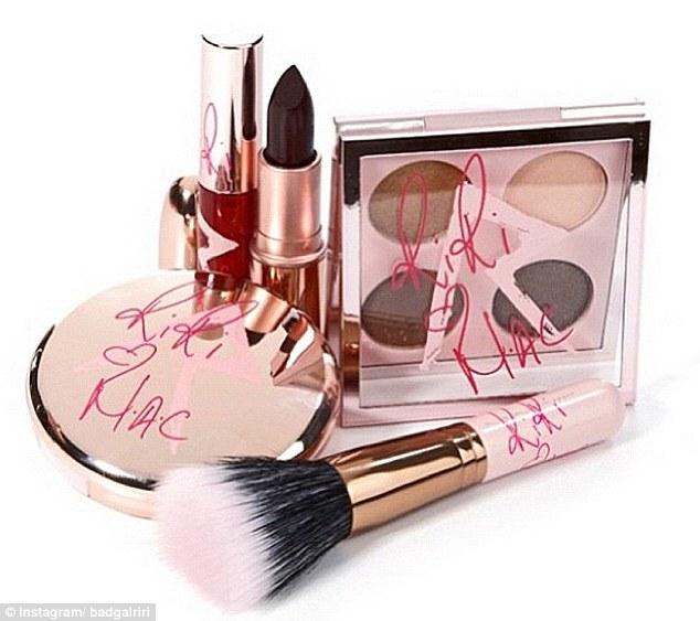 Rihanna MAC Cosmetics