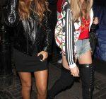Rihanna and Cara Delevingne 2013