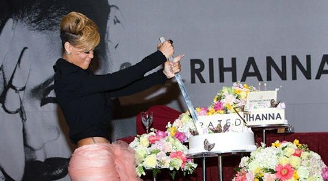 Rihanna birthday 2013