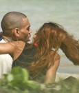 Rihanna chris Brown hawaii 2013