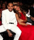 Rihanna chris brown cuddle grammy 2013