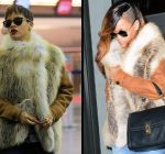 Rihanna different hairstyle