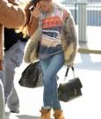 Rihanna shave head NYC 3