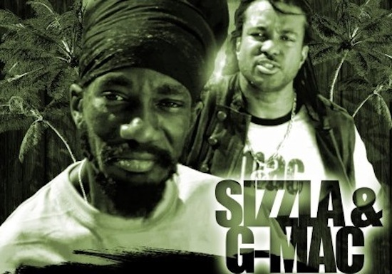 Sizzla and G Mac