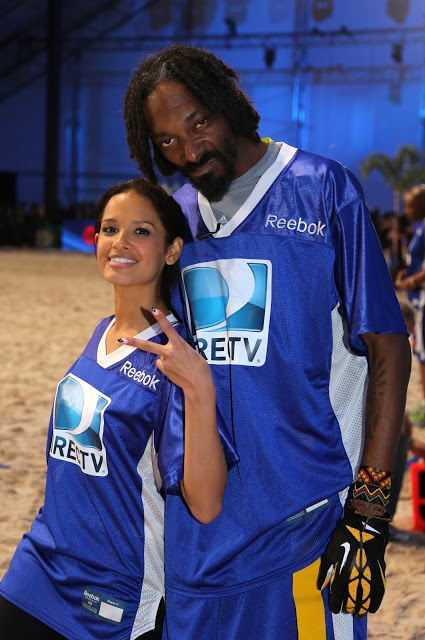 Snoop lion and rocsi diaz