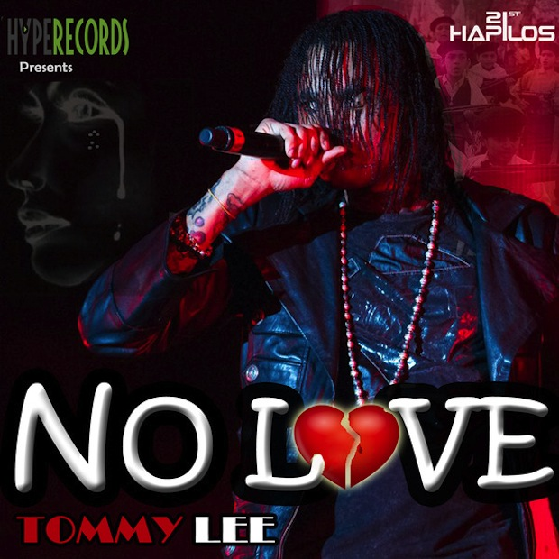Tommy Lee No Love cover