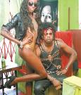 Trinidad James and Athaliah Samuels