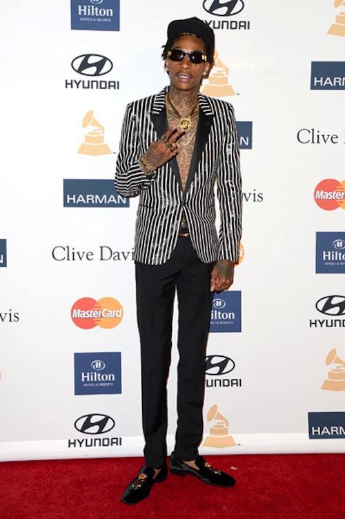 WIZ KHALIFA Grammy Gala