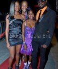 beenie man and his kids