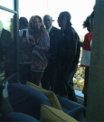 beyonce jay-z roc nation party