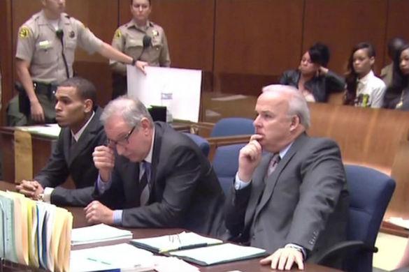 chris brown rihanna in court