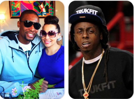 Did Chris Bosh Wife Scammed Lil Wayne? She Respond On ...