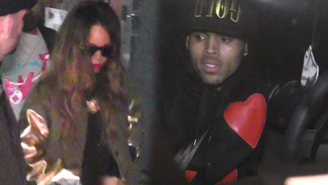 rihanna and chris brown drama