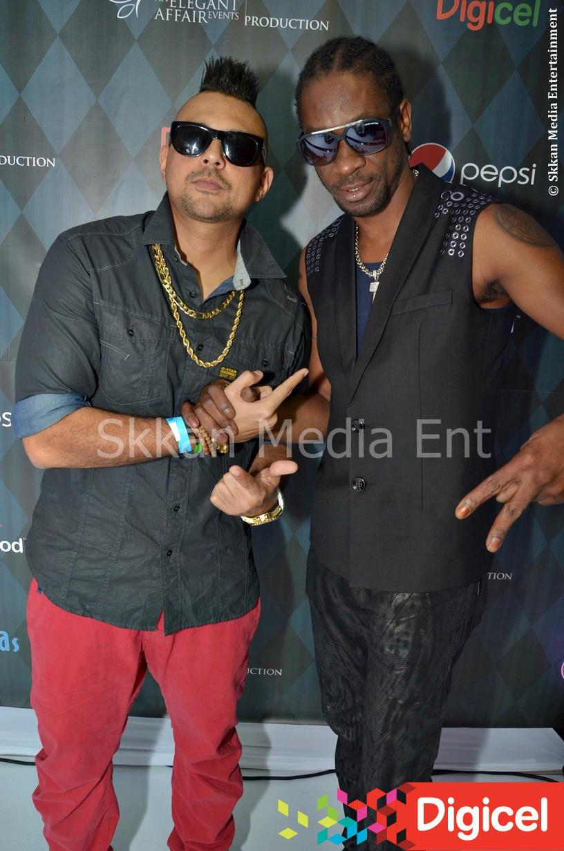 sean paul bounty killer youth view awards